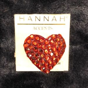 Hannah Accents Fashion Jewelry Ring